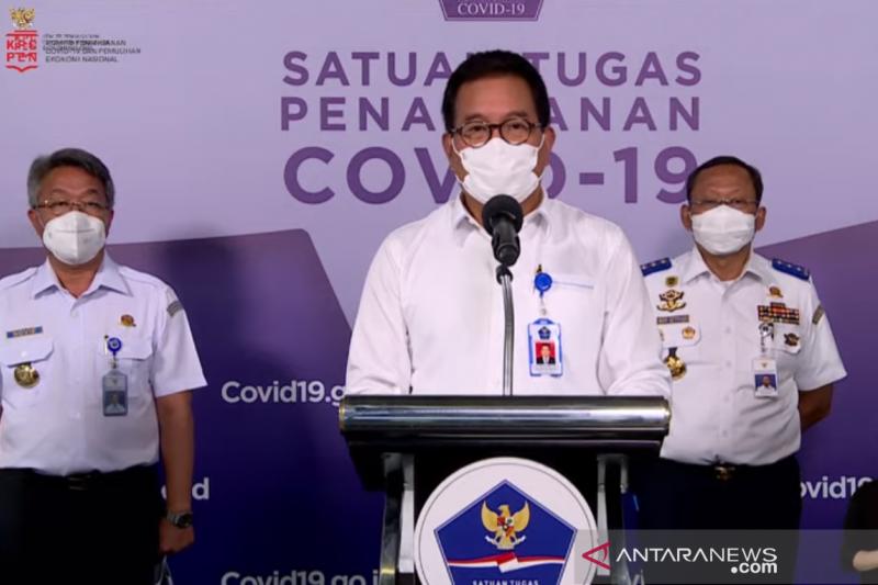 Satgas COVID wajibkan surat izin untuk pekerja bepergian saat mudik Lebaran