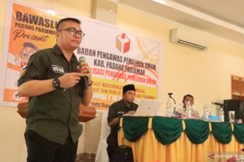 Ini dilakukan Bawaslu Padang Pariaman antisipasi pelanggaran netralitas ASN di Pemilu mendatang