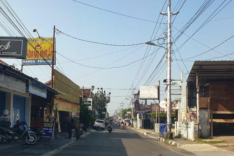 Jalan Kemasan Kota Yogyakarta diberlakukan searah selama Ramadhan