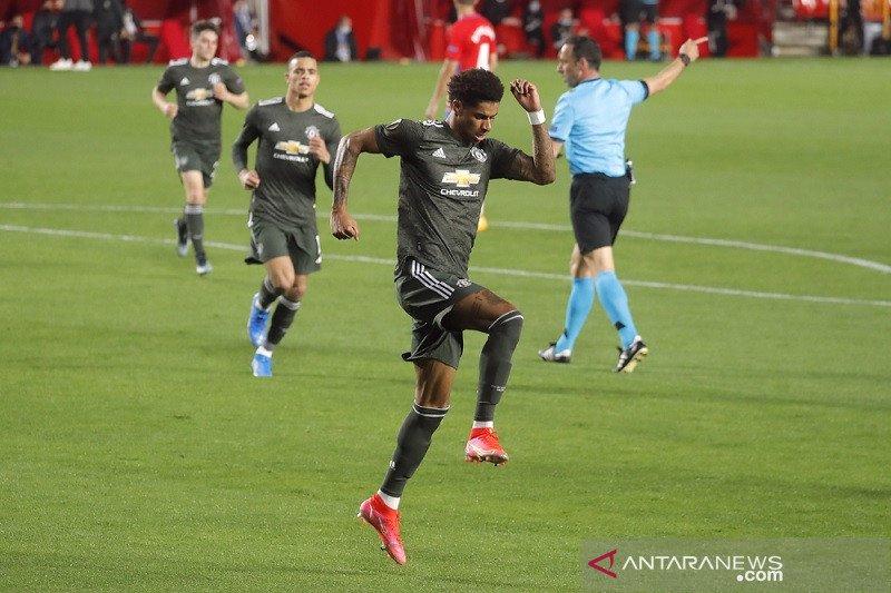MU kalahkan Granada 2-0