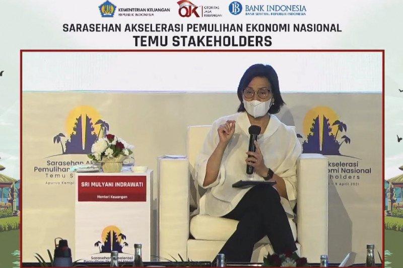 Indonesia di antara sepuluh negara teratas dalam cakupan vaksinasi: Indrawati