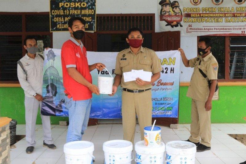 PLTU Batang luncurkan program  Ramadhan Bersemi