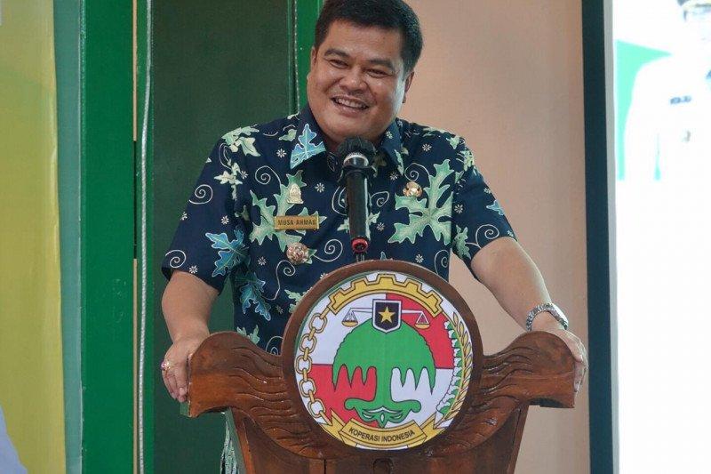 Bupati Lampung Tengah dukung pemerintah pusat larang mudik Lebaran