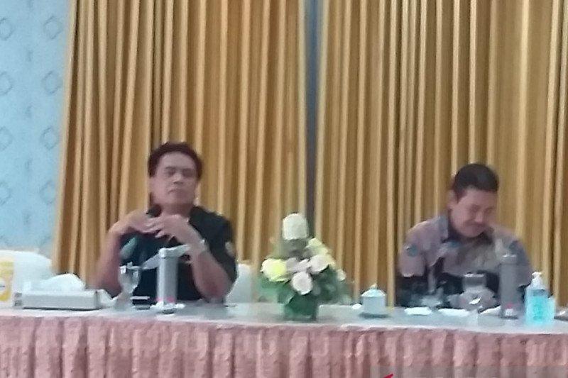 Bupati Sangihe perjuangkan pembukaan pelayaran Sangihe-General Santos