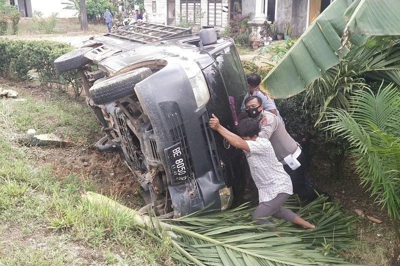 Kecelakaan di Jalinsum Mesuji