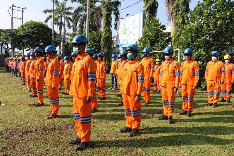PLN S2JB siagakan 2.768 personel amankan listrik selama Ramadhan