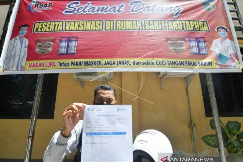Gubernur ajak warga Sulteng bekerja sama sukseskan vaksinasi COVID-19