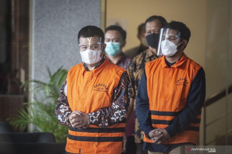 KPK panggil 28 saksi terkait kasus korupsi Bupati Bandung Barat Aa Umbara