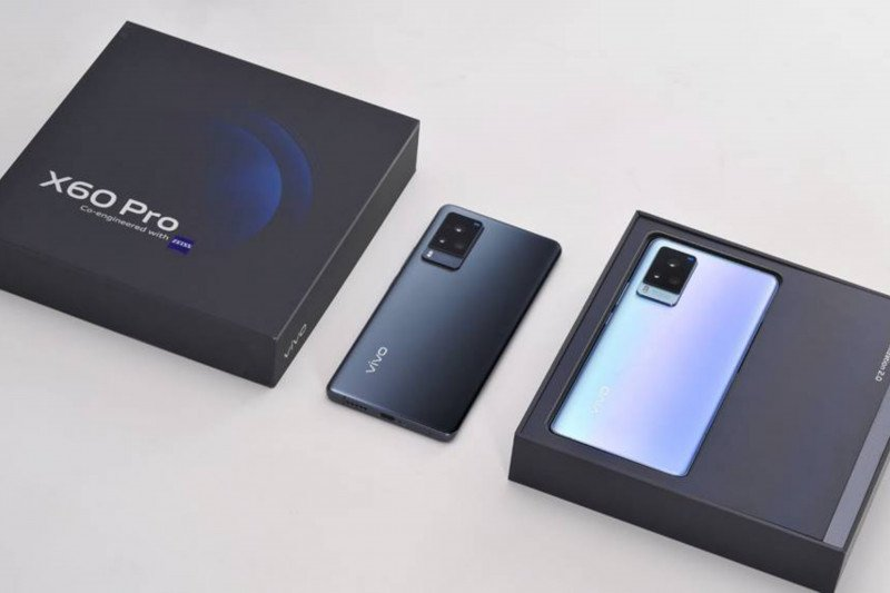 vivo X60 Series 5G resmi meluncur, ini harganya