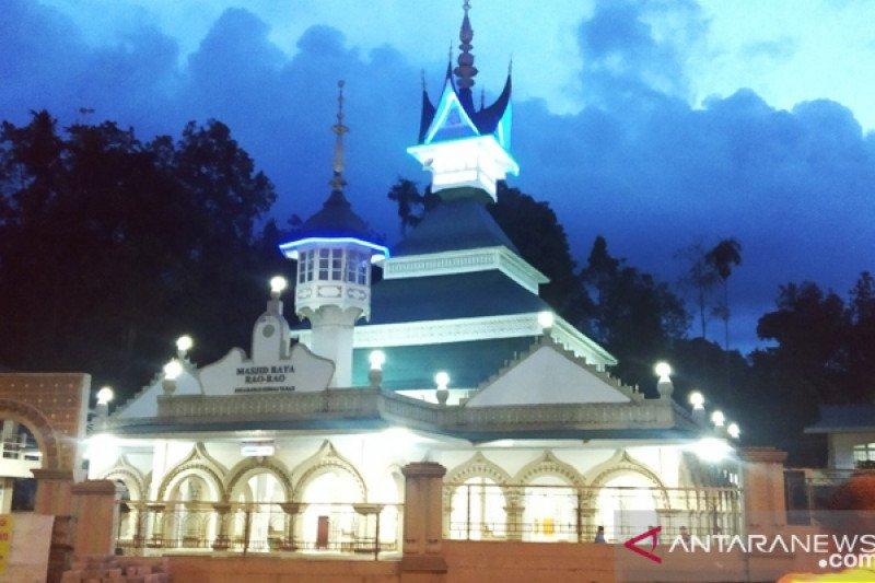 Tanah Datar izinkan masjid dan mushala melaksanakan shalat tarawih berjamaah, asal....