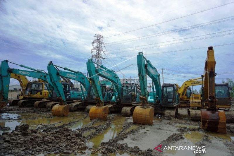 Pembangunan PLTMG Sorong