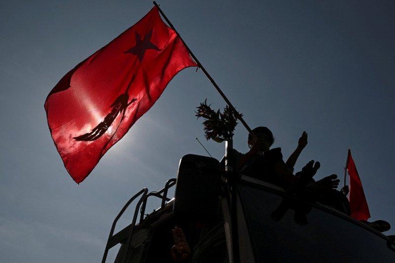 Aktivis Myanmar bersumpah lanjutkan protes selama liburan tahun baru Thingyan