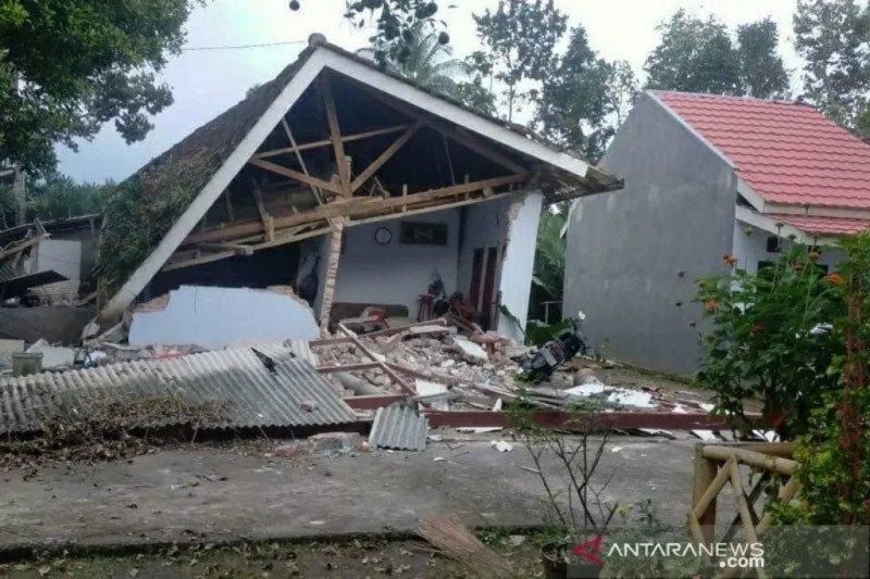 Getaran gempa Malang terasa hingga Yogyakarta