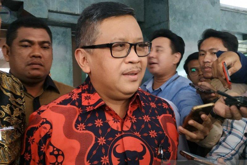 PDI P pastikan kewenangan soal calon presiden di tangan Ketum Megawati
