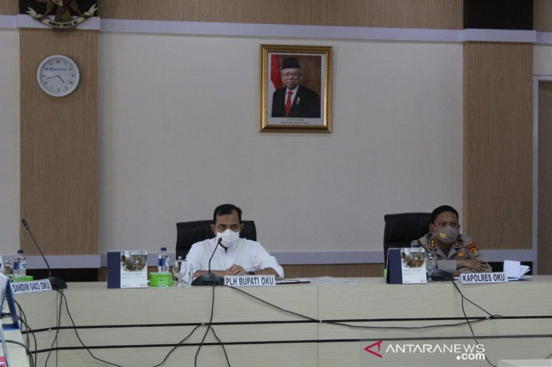 Kabupaten OKU terapkan PPKM Mikro tekan penyebaran COVID-19