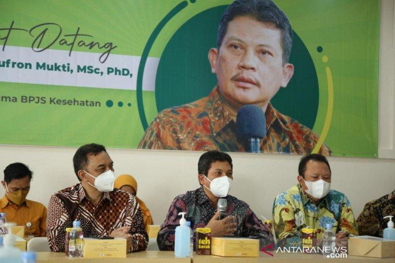 Dirut BPJS Kesehatan ingatkan rumah sakit tak diskriminasi peserta JKN