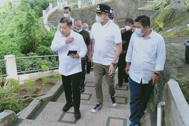 Menteri PPN dukung Geopark Nasional Ngarai Sianok Maninjau menjadi Unesco Global Geopark
