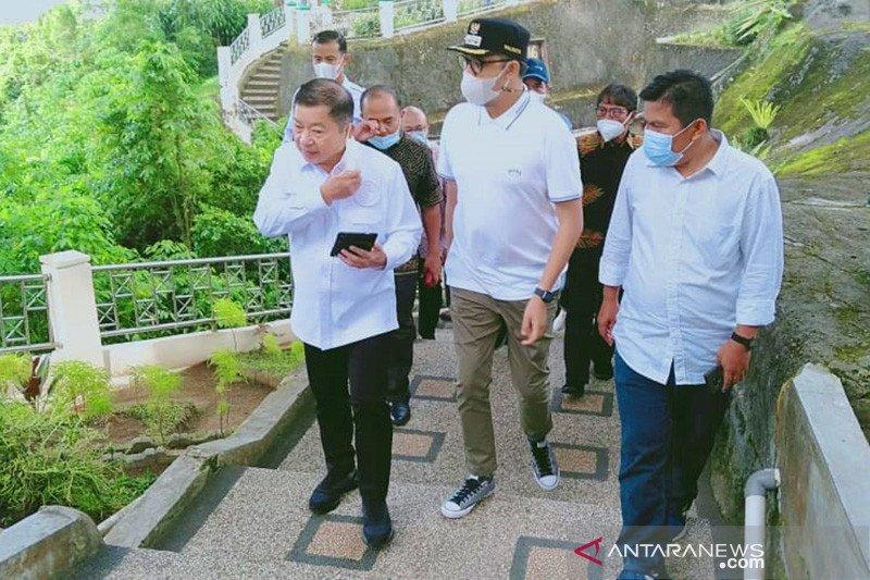 Ngarai Sianok-Maninjau mengusulkan untuk dimasukkan ke dalam daftar GGp UNESCO