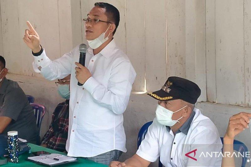Wabup Sigi serap aspirasi warga  demi pemerataan pembangunan