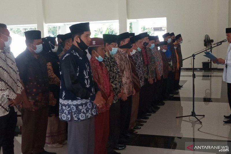 Ini strategi Dewan Masjid Indonesia  Lubukbasung atasi kekurangan khatib