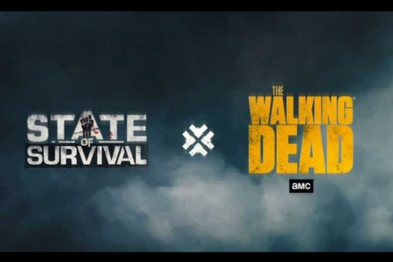 Funplus-AMC hadirkan penggemar  The Walking Dead ke State of Survival