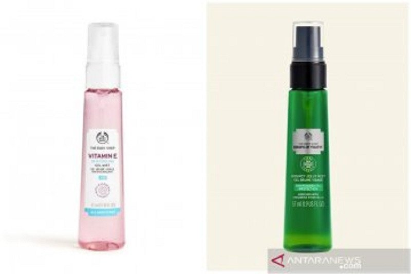 Rangkaian baru dari Body Shop untuk hidrasi kulit