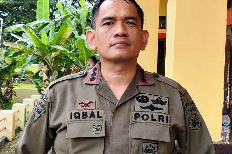 Satgas Nemangkawi mengamankan senjata api dan amunisi di Mayuberi, Puncak