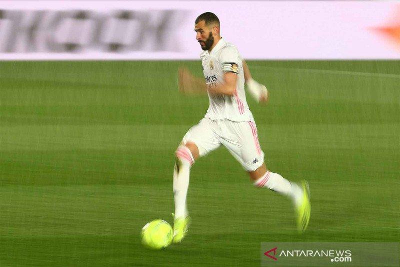 Benzema dipanggil  perkuat Prancis di EURO 2020
