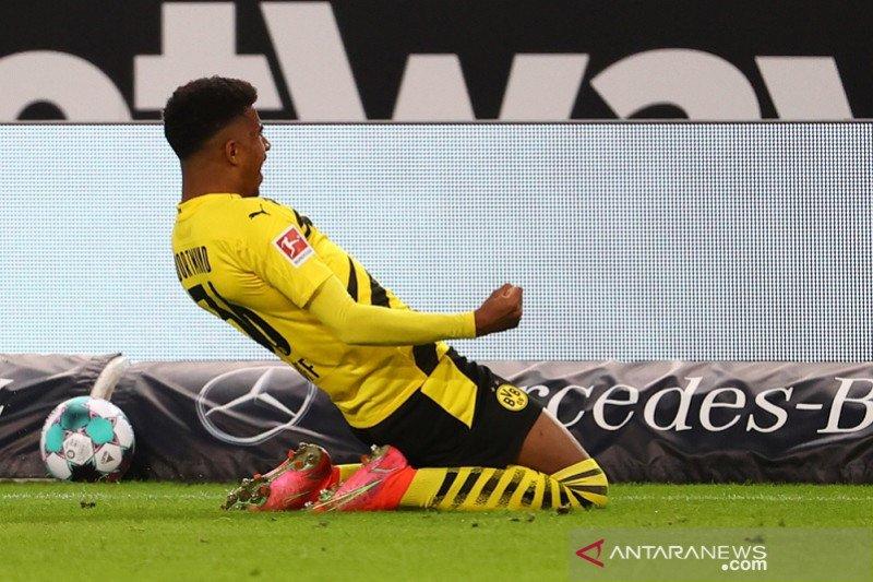 Dortmund amankan tiga poin dari markas Stuttgart