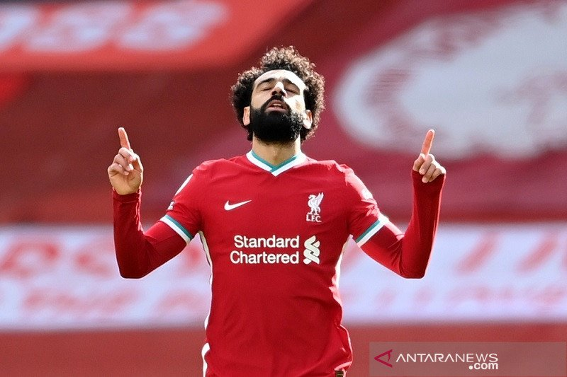 Salah bersumpah Liverpool akan berjuang keras agar finis di empat besar