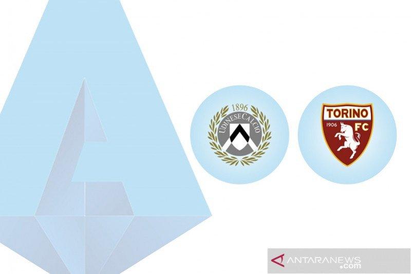 Liga Italia-Penalti Andrea Belotti perlebar jarak aman Torino dari zona degradasi