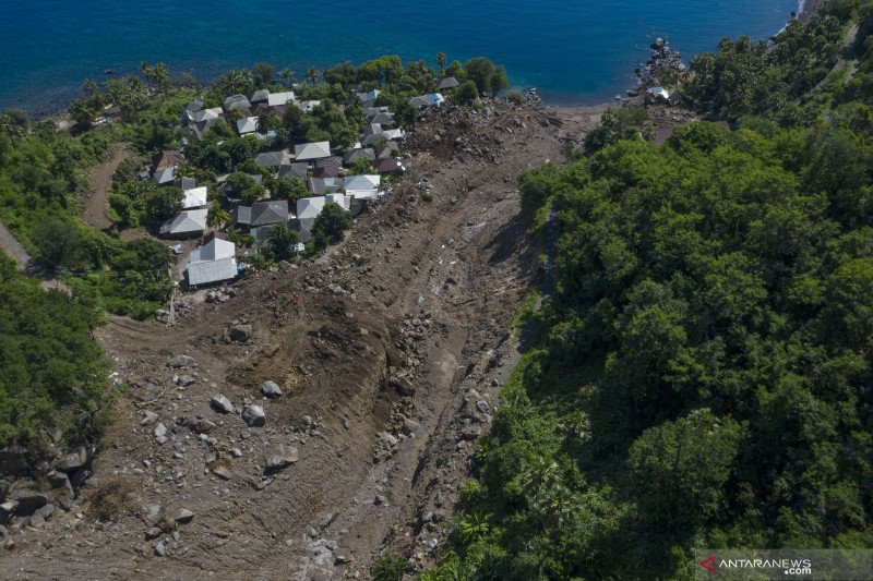 Penataan ruang wilayah rawan bencana perlu segera dilakukan