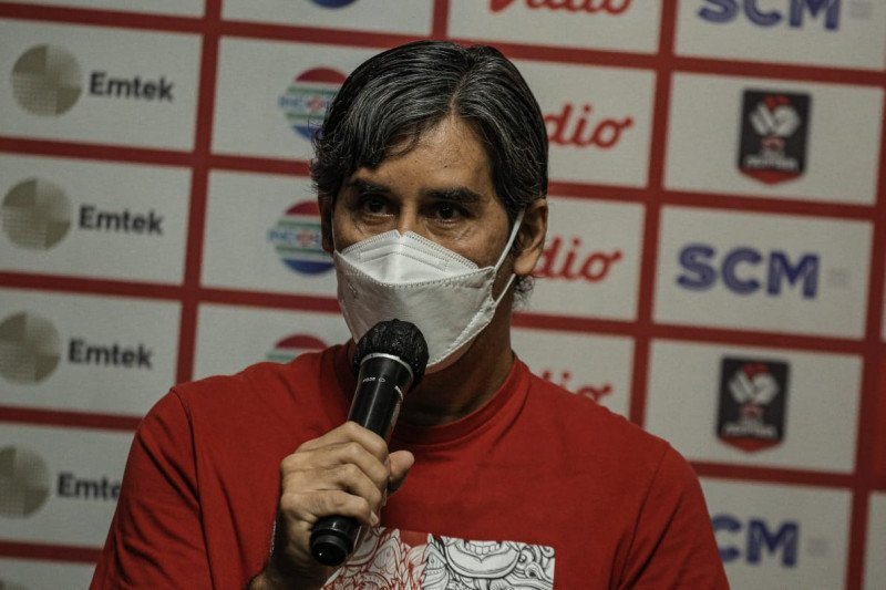 Coach Teco ingin pemain Bali United fokus laga 8 Besar piala Menpora