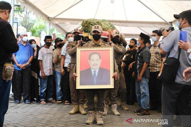 Mantan Sekprov Sulsel Abdul Latif meninggal dunia di Makassar