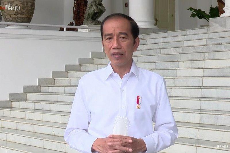 Presiden Jokowi perintahkan langkah tanggap darurat terkait gempa di Jatim