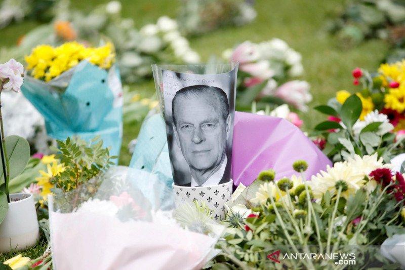 Pembatasan COVID-19, pemakaman Pangeran Philip hanya dihadiri 30 pelayat