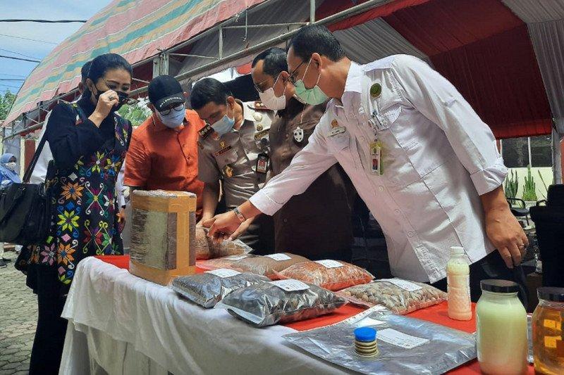 Nilai ekspor komoditas pertanian Sulut meningkat hingga 170 persen