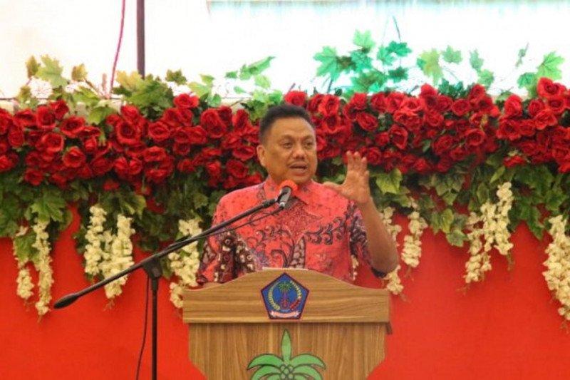 Gubernur Olly minta dukungan Komisi X DPR-RI majukan sektor pendidikan