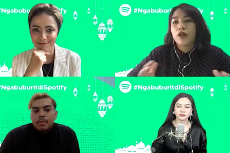 "Spotify hadirkan playlist Ramadhan untuk ""ngabuburit"""
