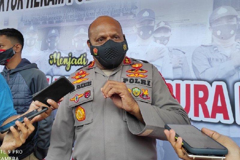 Kapolda Papua tegaskan segera melakukan penegakan hukum terhadap KKB