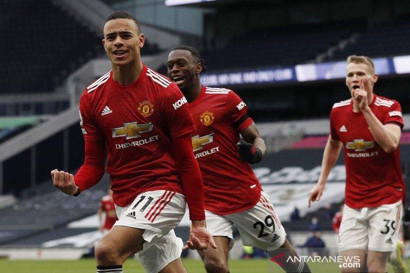 Liga Inggris - MU pecundangi  tuan rumah Tottenham Hotspur 3-1