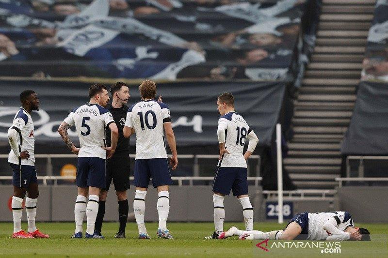 Liga Inggris - Jose Mourinho bela Son Heung-min dari kritik Solskjaer
