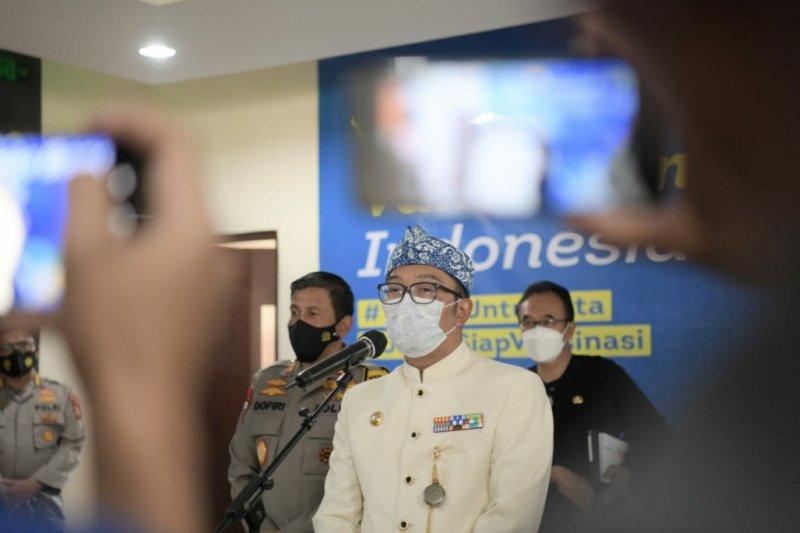 Ridwan Kamil: Fokus anggaran Jawa Barat 2022 masih tentang COVID-19