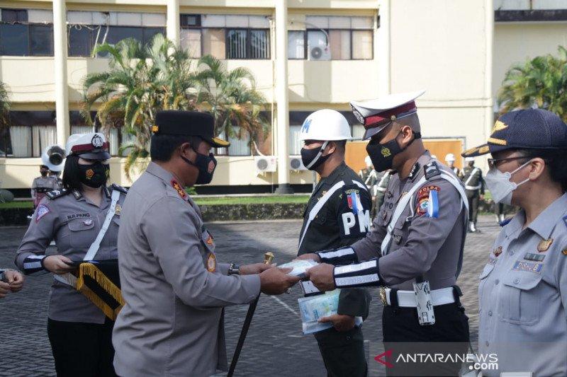 Polda Sulut kerahkan 700 personel Operasi Keselamatan Samrat