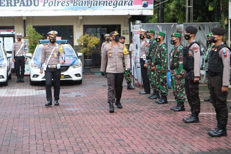 Gelar Operasi Candi, Polres Banjarnegara edukasi  masyarakat terkait larangan mudik