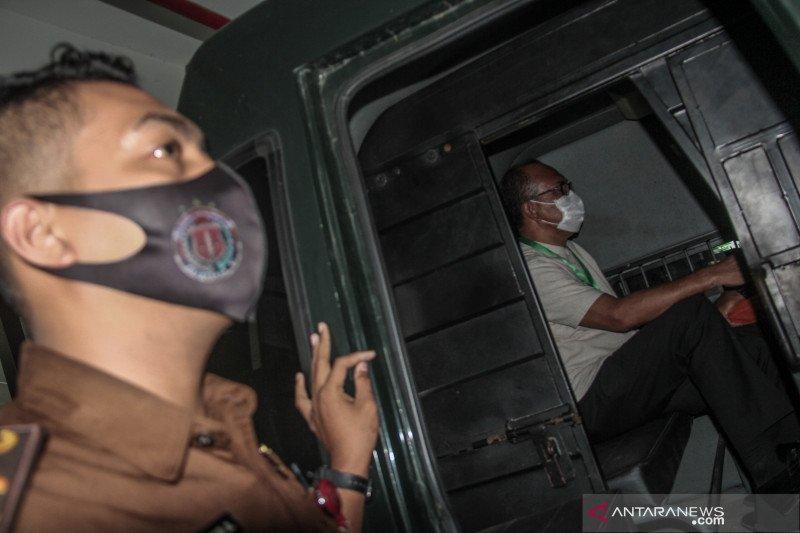 Mantan Kadistanbun NTB ditahan terkait kasus korupsi jagung