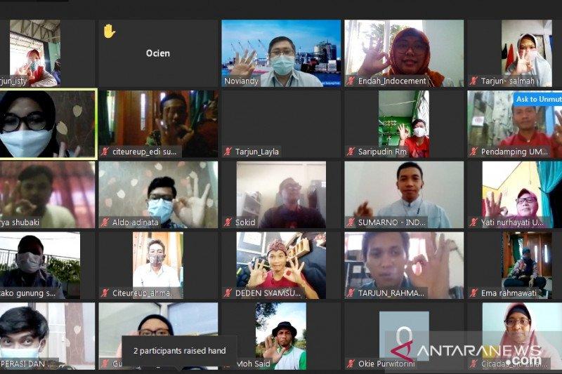 Indocement beri pelatihan keuangan untuk UMKM desa mitra di Bogor