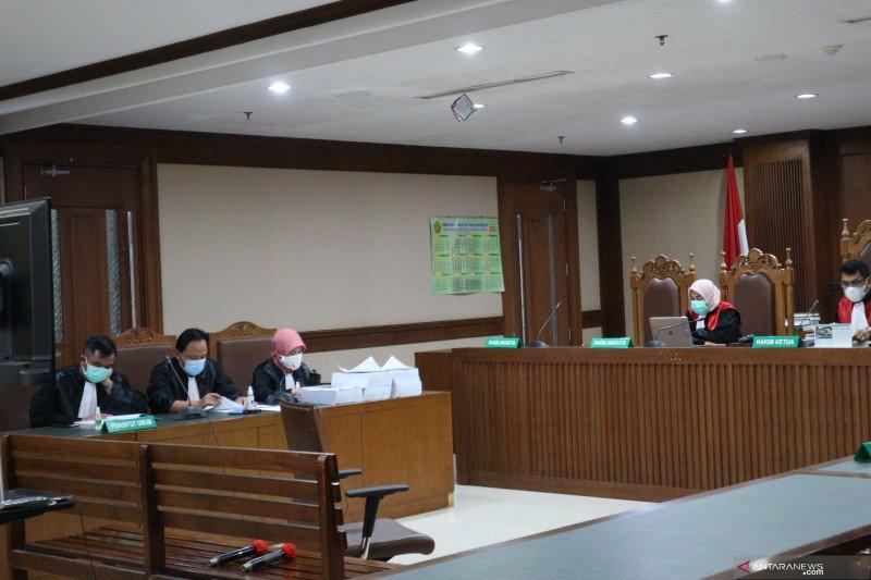 Mantan anggota BPK Rizal Djalil dituntut 6 tahun penjara terkait suap