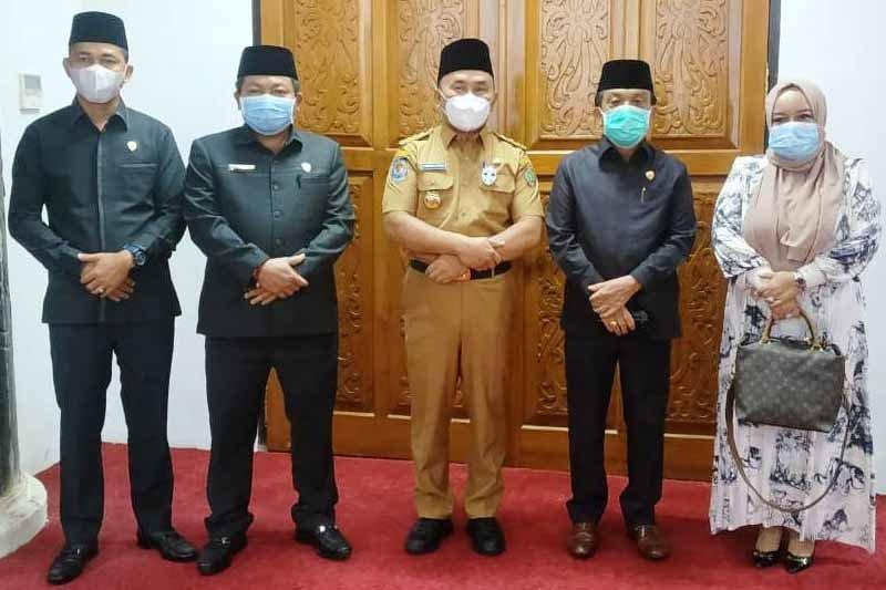 DPRD Kalteng dukung komitmen gubernur terhadap dua raperda