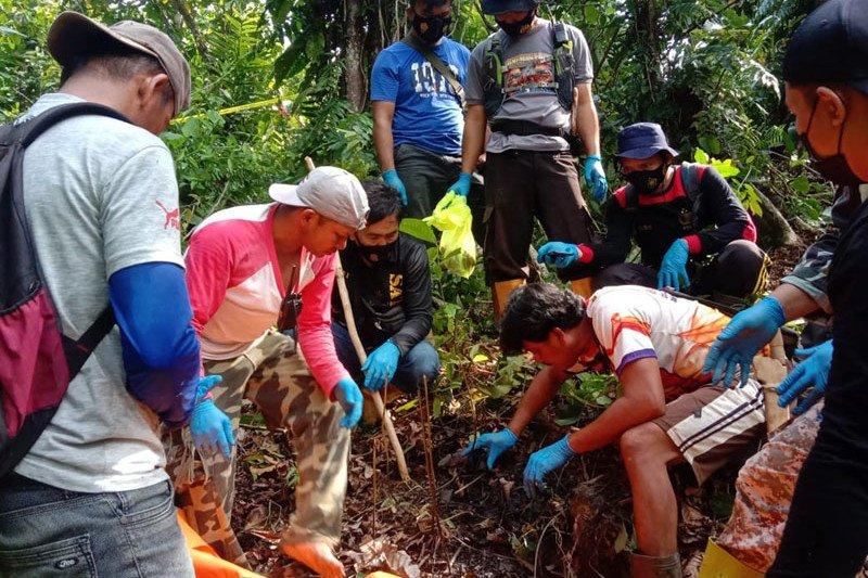 Bocah Nugi yang hilang di Poso ditemukan tidak bernyawa